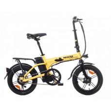 """Электровелосипед Maxxter URBAN PLUS 16"""" (желто-черный)"""
