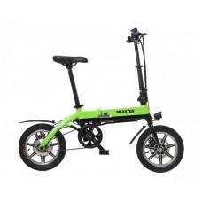 "Электровелосипед Maxxter MINI 14"" (черно-зеленый)"