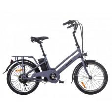 "Электровелосипед Maxxter CITY LITE 20"" (графит)"