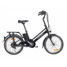 """Электровелосипед Maxxter CITY LITE 20"""" (черный)"""
