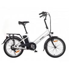 "Электровелосипед Maxxter CITY LITE (white) 20"""
