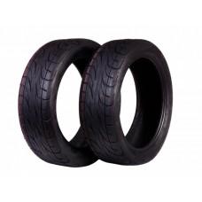 Бескамерная шина на гироскутер и гироборд 10,5 дюймов Maxfind Black Черный
