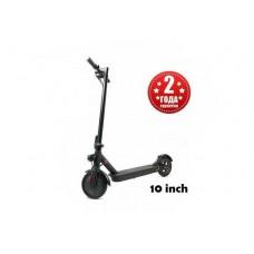 Электросамокат Crosser E9 Premium Perforation (10 дюймов) Черный