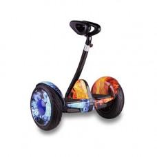 "Гироскутер Сигвей MiniRobot Mini Лед и Пламя 10.5"""