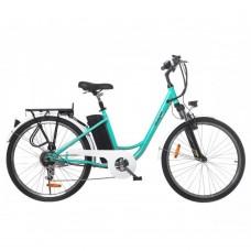 "Электровелосипед Maxxter CITY 26"" (светло синий)"