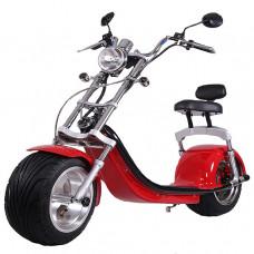 Электроскутер CityCoCo Harley Pro красный (1500Вт)