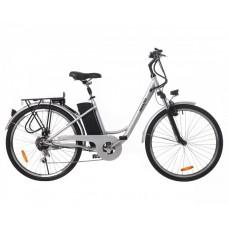 "Электровелосипед Maxxter CITY 26"" Silver (серебро)"