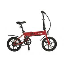 Электровелосипед Like.Bike Urban (White/Red)