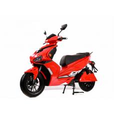 Электроскутер Aima Aerox Red