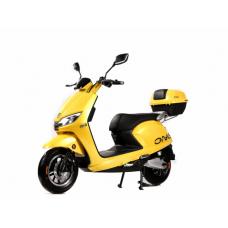 Электроскутер Aima M3 Yellow