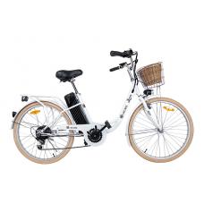 Электровелосипед Like.Bike Loon (White)