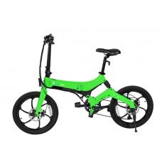 Электровелосипед Like.Bike S9+ (Green/Black)