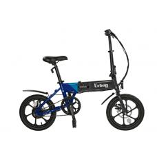 Электровелосипед Like.Bike Urban (Black/Blue)