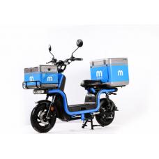 Электроскутер Aima U1s Blue