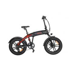 Электровелосипед Like.Bike Colt (Black/Red)
