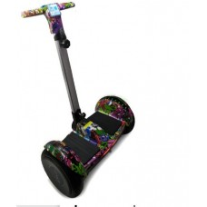 "Гироскутер Smart Balance A8 10"" с ручкой Хип-хоп"