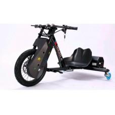 "Трехколесный электроскутер Coolbaby Small ""Drift Trike"" EL-103 Черный"