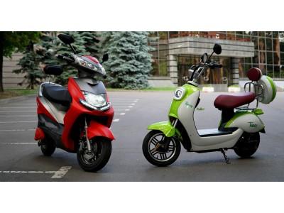 Самые дешевые электрические скутеры
