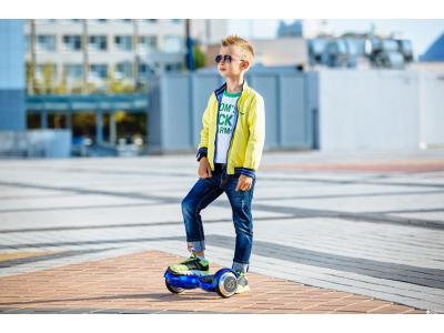 Безопасны ли гироборды для детей?