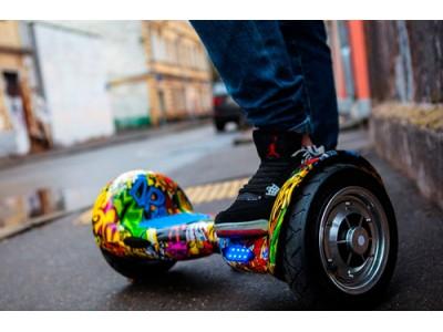 Как работает гироборд на колесах?