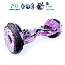 "Гироборд Smart Balance Wheel U20 Pro +Autobalance 10.5"" Розовый космос"
