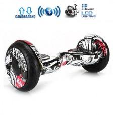 "Гироборд Smart Balance Wheel U20 Pro +Autobalance 10.5"" Пират"