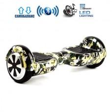 "Гироборд Smart Balance Wheel U6 Pro +Autobalance 6.5"" Камуфляж"