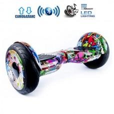 """Гироборд Smart Balance Wheel U20 Pro +Autobalance 10.5"""" Джунгли"""