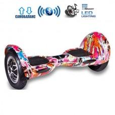 "Гироборд Smart Balance Wheel U10 Pro +Autobalance 10"" Рыбки"