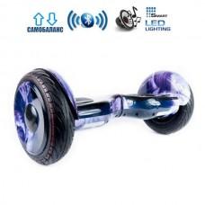 "Гироборд Smart Balance Wheel U20 Pro +Autobalance 10.5"" Фиолетовая Атмосфера"