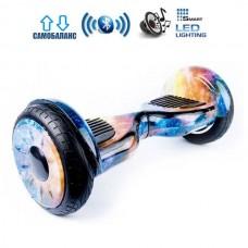 """Гироборд Smart Balance Wheel U20 Pro +Autobalance 10.5"""" Галактика"""