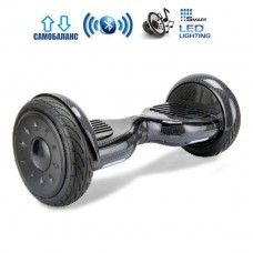 """Гироборд Smart Balance Wheel U20 Pro +Autobalance 10.5"""" Черный карбон"""