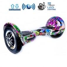 """Гироборд Smart Balance Wheel U10 Pro +Autobalance 10"""" Джунгли"""