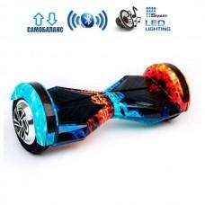 "Гироборд Smart Balance U8 Lambo Premium +Autobalance 8"" Лед и пламя"