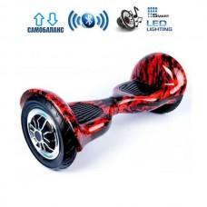"Гироборд Smart Balance Wheel U10 Pro +Autobalance 10"" Пламя"
