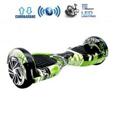 "Гироборд Smart Balance Wheel U6 Pro +Autobalance 6.5"" Бамбук"