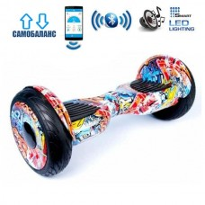 "Гироборд Smart Balance Wheel U20 Premium +Autobalance +Арр 10.5"" Тринити"