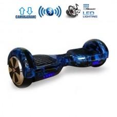 "Гироборд Smart Balance Wheel U6 Pro +Autobalance 6.5"" Синее пламя"