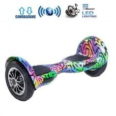 """Гироборд Smart Balance Wheel U10 Pro +Autobalance 10"""" Звезды"""