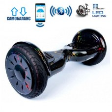 "Гироборд Smart Balance Wheel U20 Premium +Autobalance +Арр 10.5"" Цветные молнии"