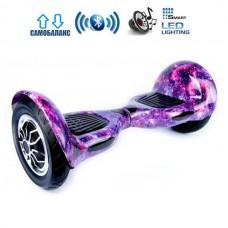 """Гироборд Smart Balance Wheel U10 Pro +Autobalance 10"""" Фиолетовый Космос"""