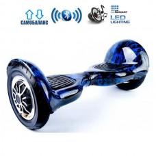 "Гироборд Smart Balance Wheel U10 Pro +Autobalance 10"" Синее пламя"