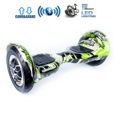 "Гироборд Smart Balance Wheel U10 Pro +Autobalance 10"" Бамбук"