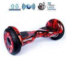 "Гироборд Smart Balance Wheel U20 Pro +Autobalance 10.5"" Пламя"
