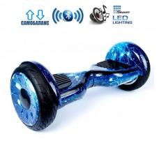 "Гироборд Smart Balance Wheel U20 Pro +Autobalance 10.5"" Звездное небо"