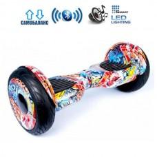 "Гироборд Smart Balance Wheel U20 Pro +Autobalance 10.5"" Тринити"