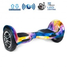 """Гироборд Smart Balance Wheel U10 Pro +Autobalance 10"""" Галактика"""