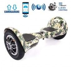 """Гироборд Smart Balance Wheel U10 Premium +Autobalance +Арр 10"""" Камуфляж"""