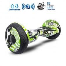 "Гироборд Smart Balance Wheel U20 Pro +Autobalance 10.5"" Бамбук"
