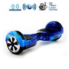 "Гироборд Smart Balance Wheel U6 Pro +Autobalance 6.5"" Звездное небо"